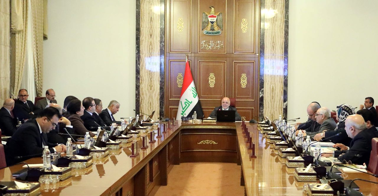 The Iraqi Cabinet