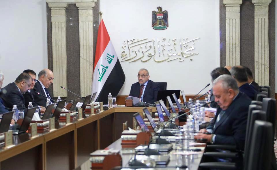 Cabinet discusses implementation of bilateral agreements with Jordan 50898580_2304103156320878_1711365324370083840_n