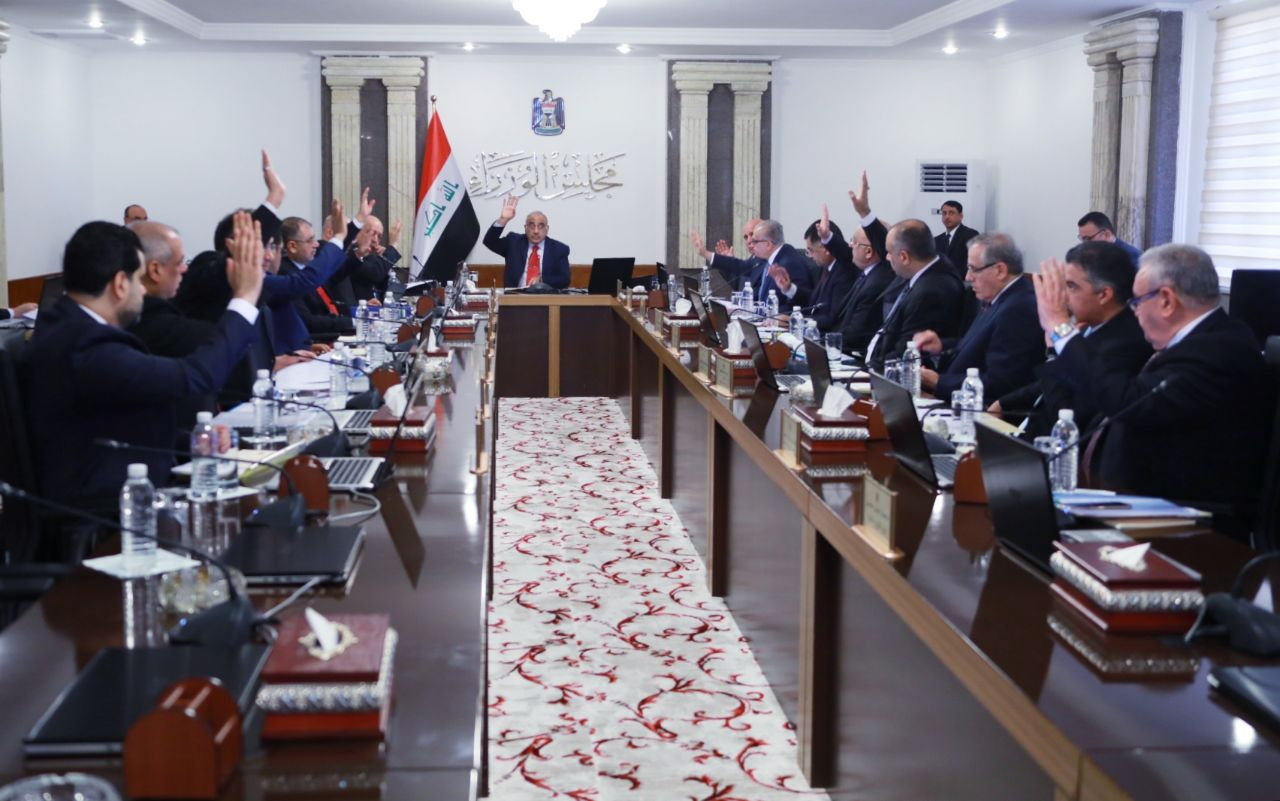 Cabinet discusses completion of suspended projects, future of electricity sector 29-4-2019001