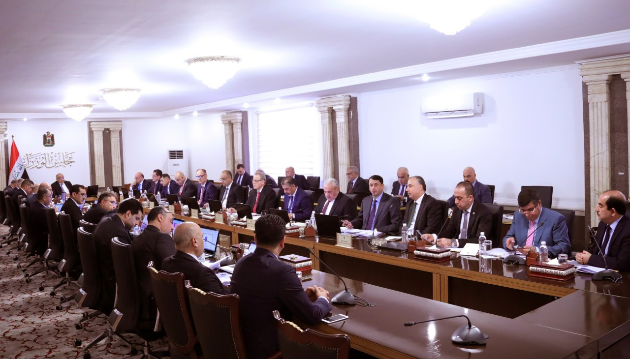 The Cabinet holds its meeting under the chairmanship of Abdul Mahdi and takes 8 decisions 30-7-2019002