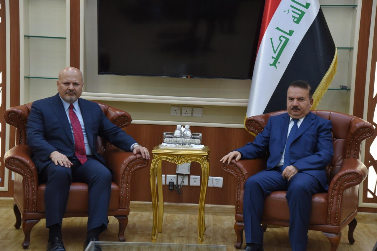Iraq reiterates strong support for team investigating Daesh crimes WhatsApp-Image-2019-08-08-at-1.32.02-PM