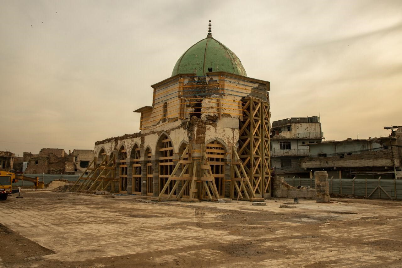 Restoring Mosul's iconic Al-Nuri Mosque Download