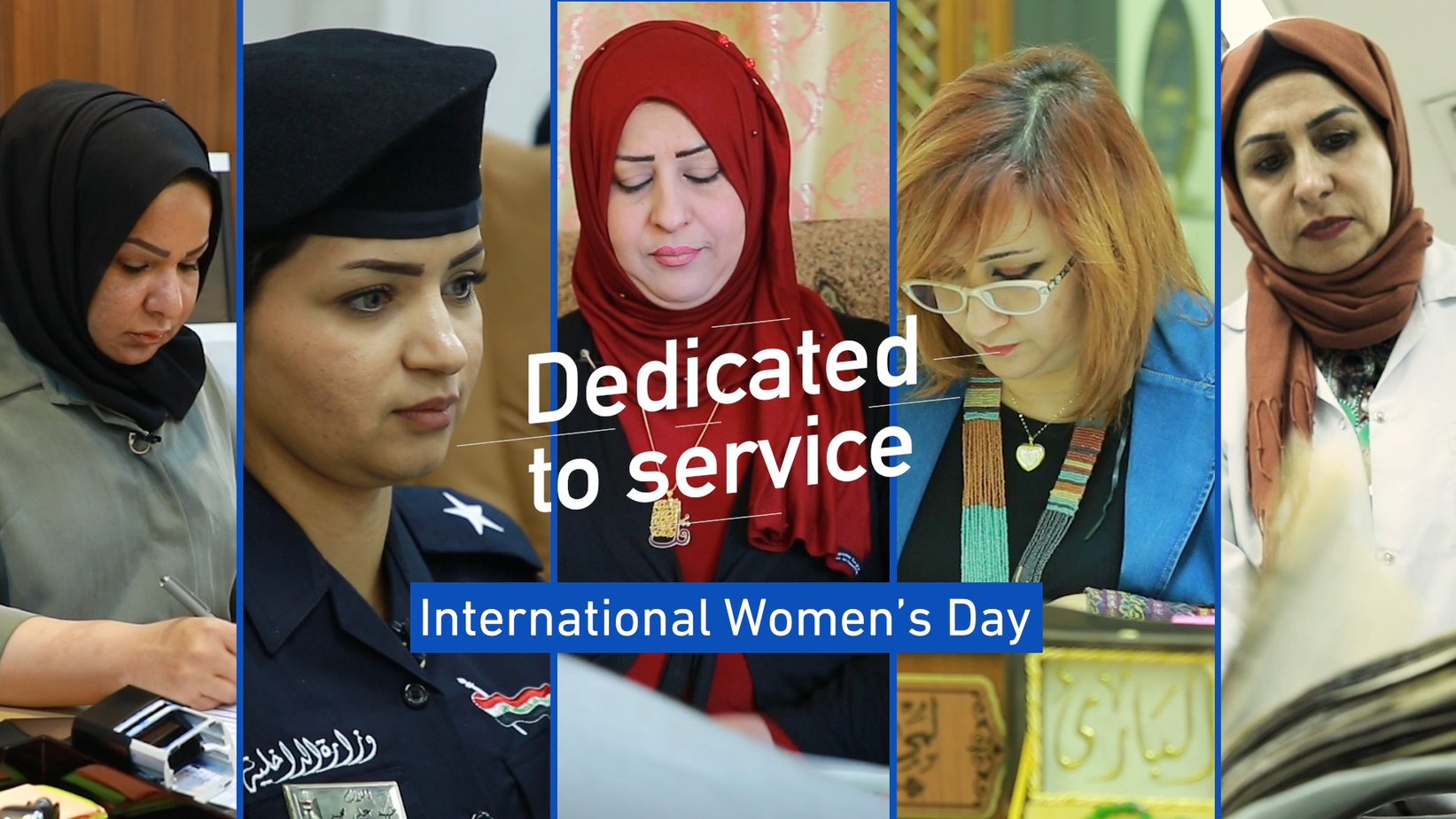 Our appreciation for her distinguished role, and for the occasion of International Women's Day .... Director General of government contracts in ... Unnamed-1