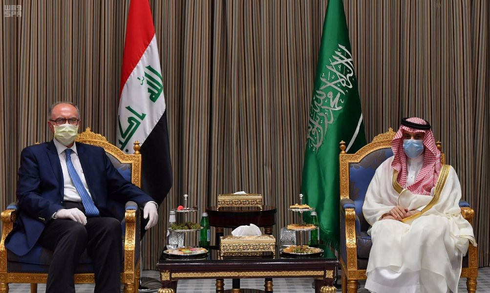 Iraq requests Saudi Arabia's support for the budget .. and the Minister of Finance reveals the details of his visit to the Kingdom %D8%A9%D8%AE%D8%A8
