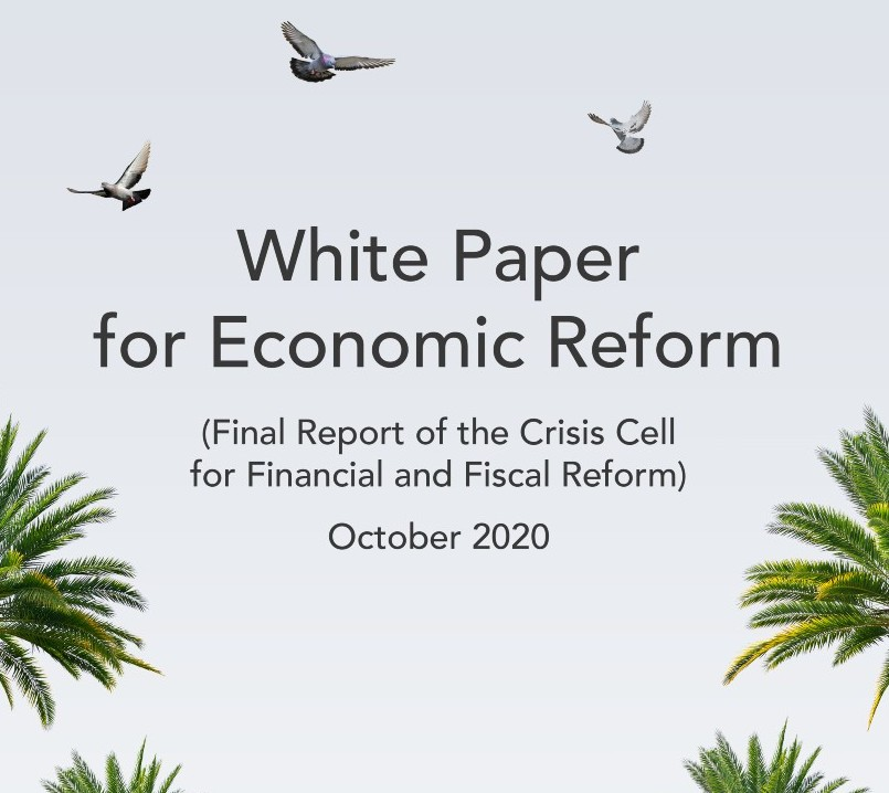 """The international community supports the """"White paper"""", Iraqi Minister of Finance says Artboard-v2-1"""