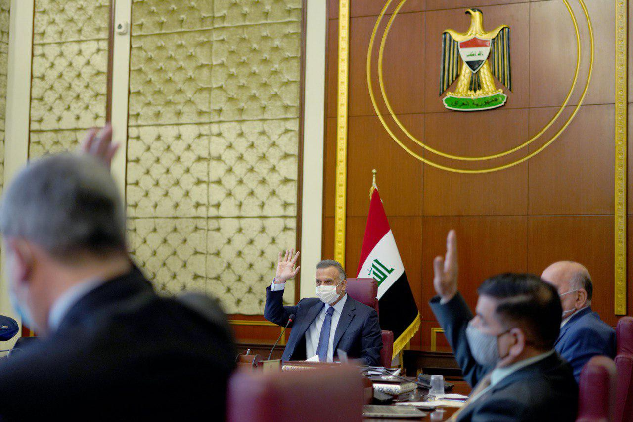 Cabinet discusses Covid-19, establishing unified salary structure in public sector 1-12-202004