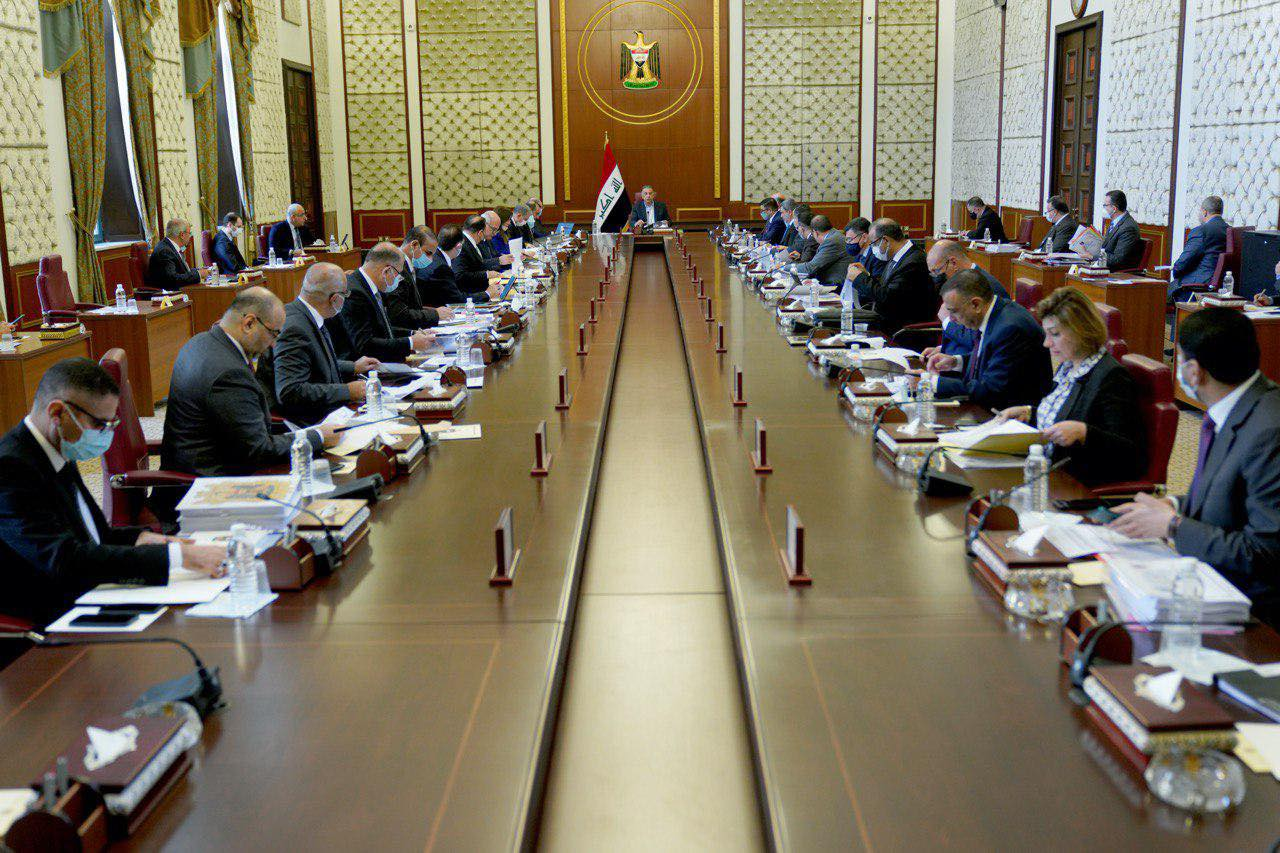 Cabinet discusses measures to improve services to people with special needs, approves establishment of new private colleges Cabinet