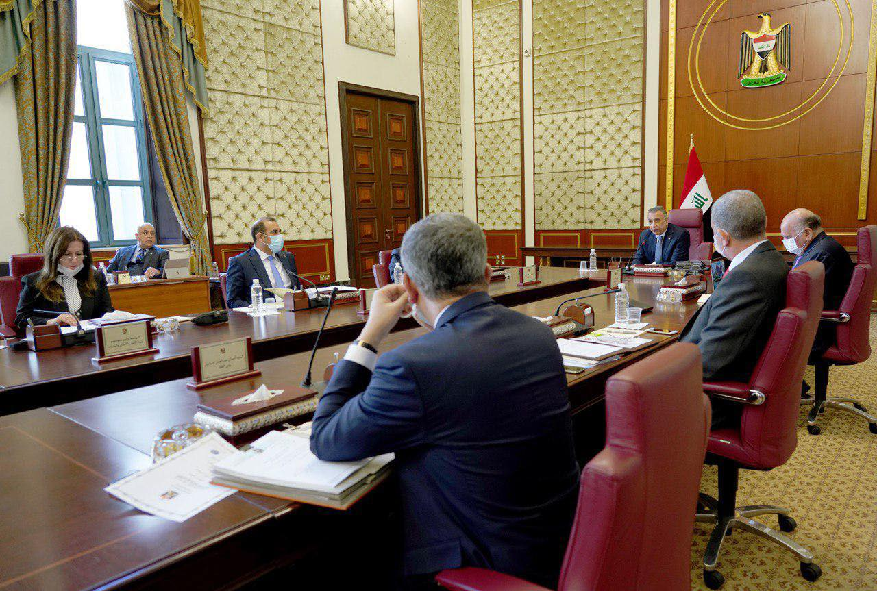 Cabinet discusses Covid-19, preparations for early elections, support for IDPs 136966788_3657828850991752_6046691068340753595_o