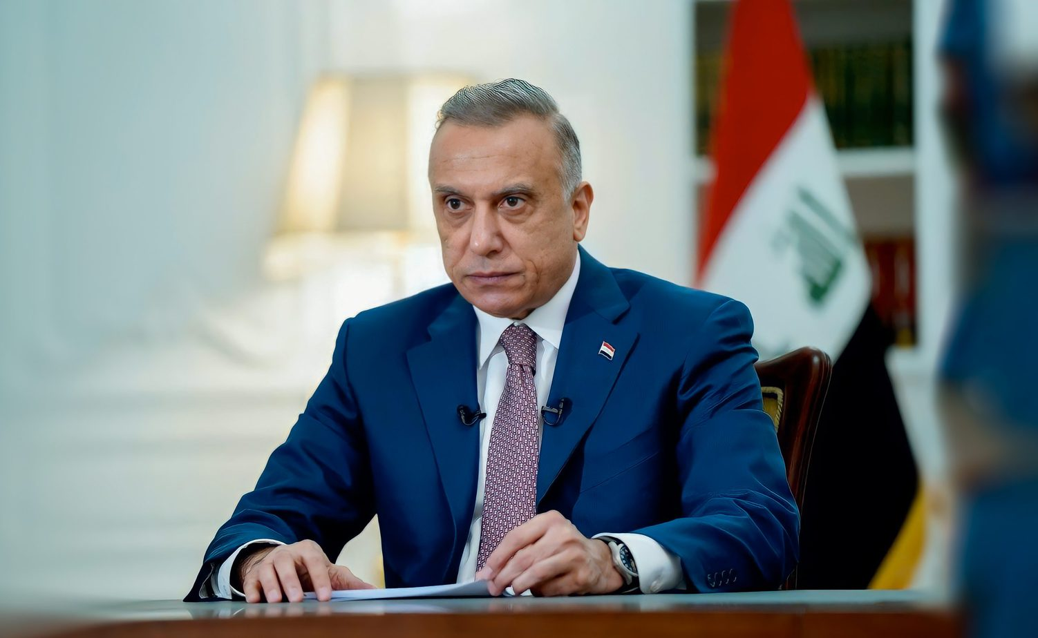 Prime Minister Mustafa Al-Kadhimi's speech on the occasion of the conclusion of the visit of His Holiness Pope Francis to Iraq Nwdn_file_temp_1615196352029-scaled